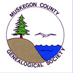 muskegon county genealogical society logo