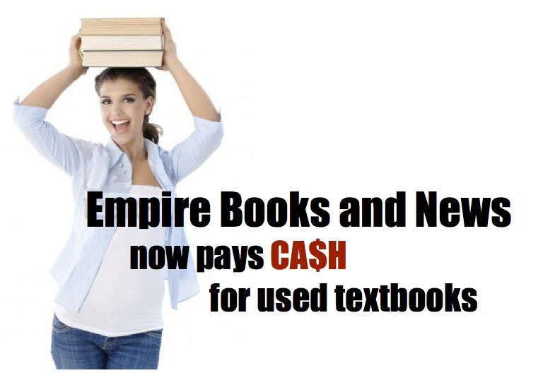 Cash for used books