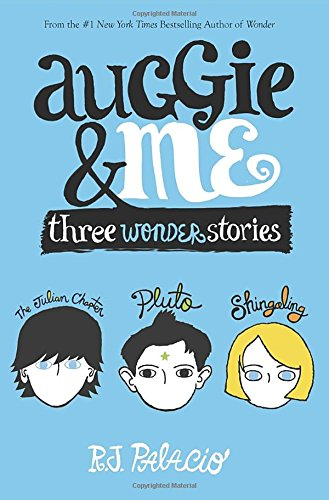 Auggie and Me Book Cover