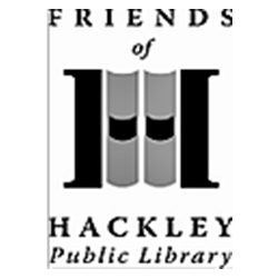 Friends of Hackley Library Logo